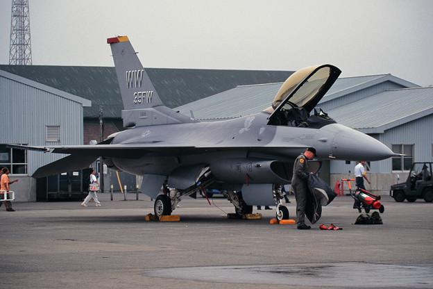 F-16C 90-0820 WW 35FW CTS 2000.08