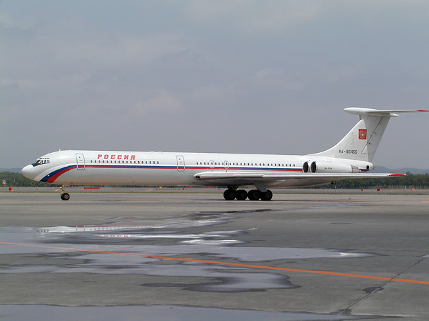 IL-62M RA-86466 Rossiya 2008