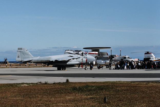 A-6E 161689 WK-506 VMA(AW)-224 RJFZ 1987