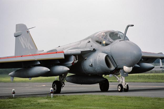 A-6E 155684 WK-02 VMA(AW)-224 CTS 1983