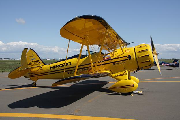 WACO YMF-F5C JA725D 2008 ページェント