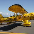 Photos: WACO YMF-F5C JA725D 2008 ページェント