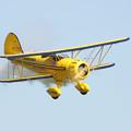 Photos: WACO YMF-F5C JA725D 2008