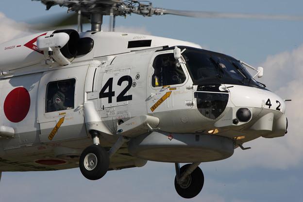 "SH-60J 8242 第25航空隊""BATTLEAX"" 大湊 2008"