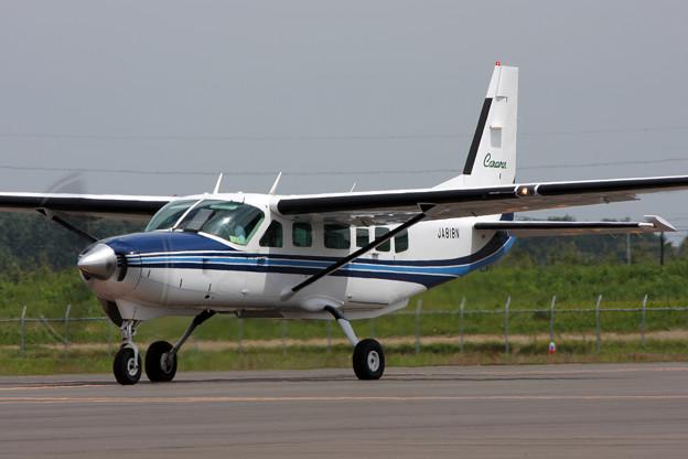 Cessna 208 JA818N OKD 2008