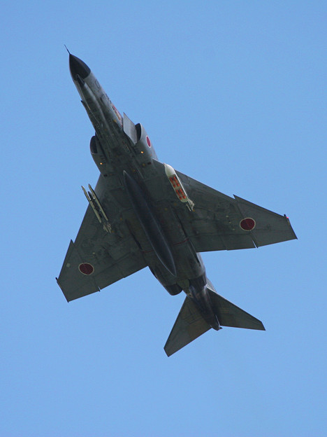 F-4EJ AGG訓練へ CTS 2007