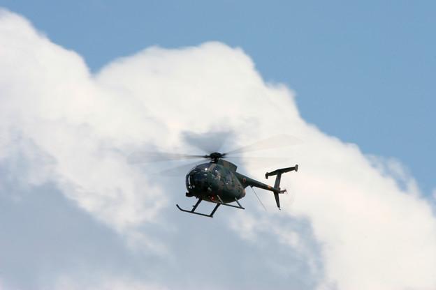 OH-6 皐月の空 丘珠 2008