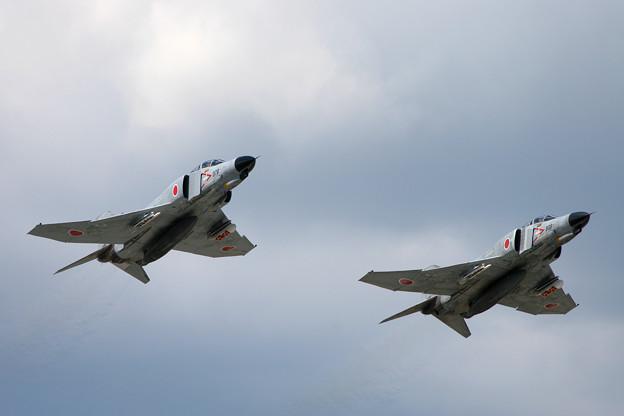 F-4EJ AGG訓練へ CTS 2008