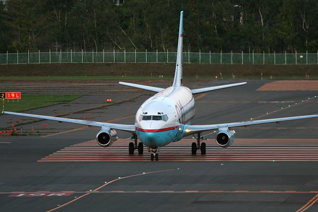 B737-200 RA-73005 SAT CTS 2007