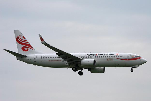 B737-800 B-KBK HongKong Airlines 2008