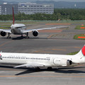 Photos: MD-90 JA8020 JAL CTS 2008