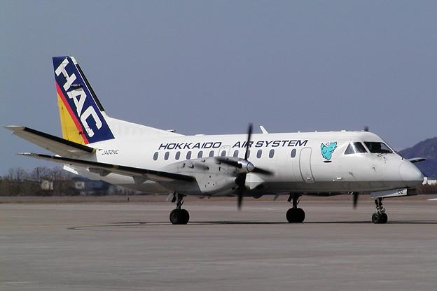SAAB 340B JA02HC HAC HKD 2004