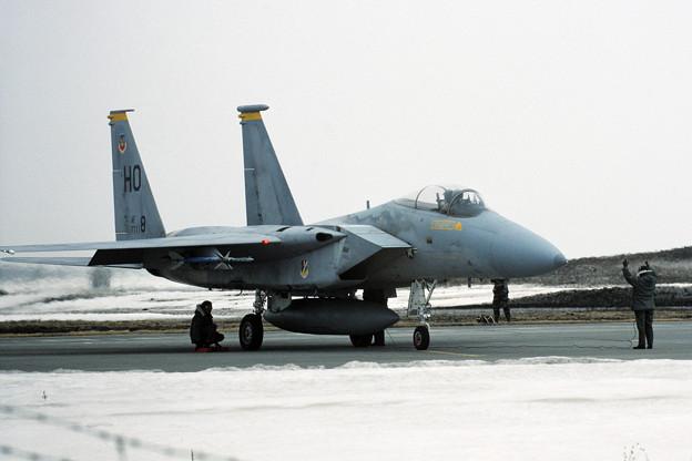 F-15A 77-0118 HO 8TFS CTS 1984.04