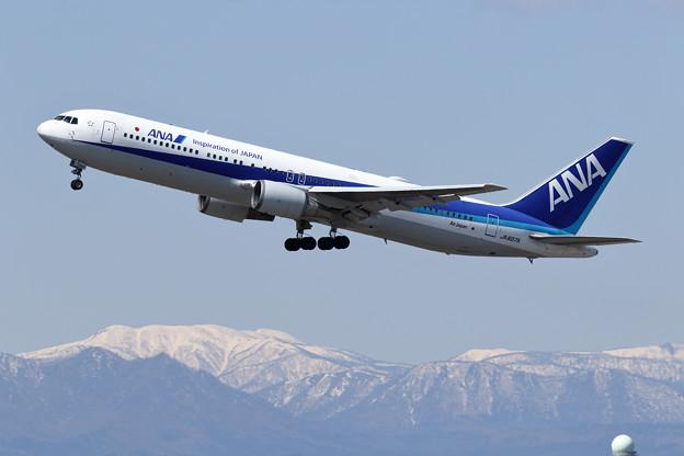 Boeing 767-300 JA607A ANAとAirJapan共用機