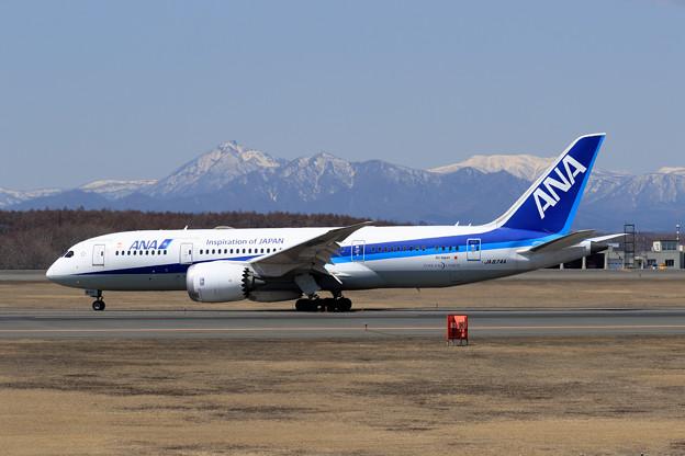 Boeing 787-8 JA874A ANAとAirJapan共用機