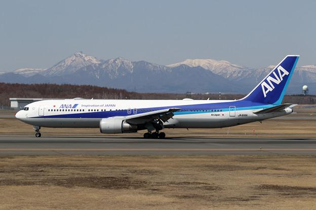 Boeing 767-300 JA616A ANAとAirJapan共用機