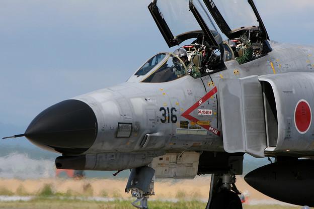 F-4EJ 8316 Phantom Rider 2008