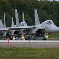 F-15J 8803 201sq Rwy36R Line up 2005