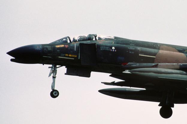 USAF F-4C 64-0913 199TFS Hawaii ANG RJSM1980