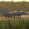F-15 203sq Nightへ (3)