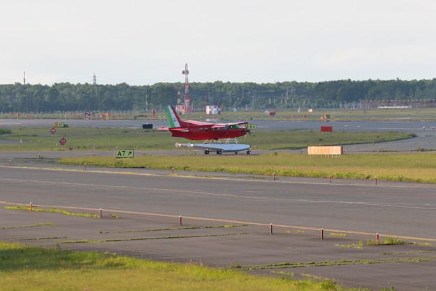 Kodiak100 N43PJ ex JA03TG Ferry (3)