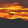 Photos: F-15 Jet Fighter takeoff (2)
