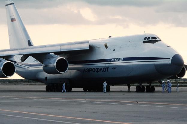 Antonov An-124-100 Ruslan Aeroflot