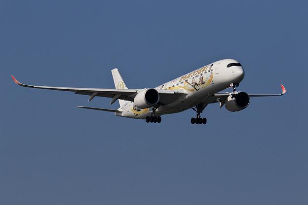 A350-900 JAL Tokyo2020 JA06XJ (1)