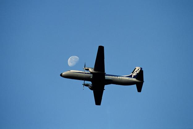 YS-11A エアーニッポン JA8727 CTS takeoff