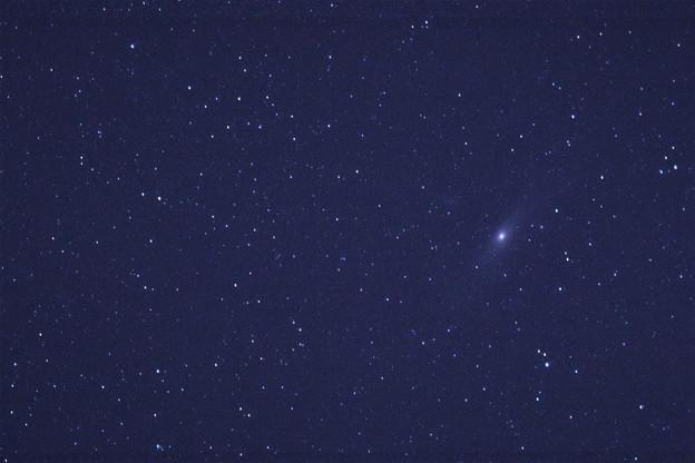 アンドロメダ座銀河 M31