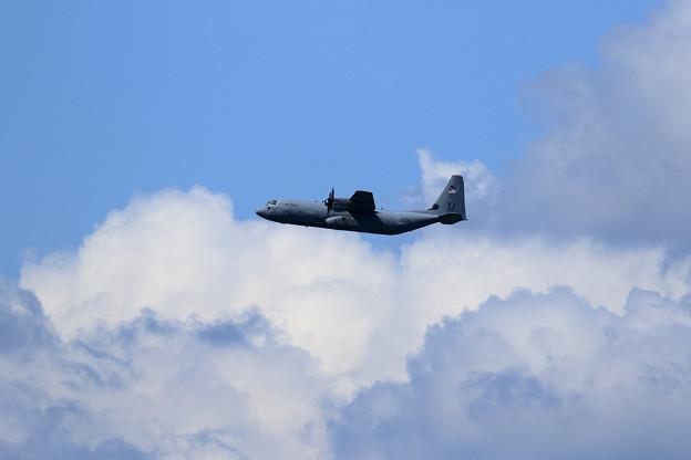 C-130J AF06-610 YJ U