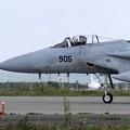 Photos: F-15J 作業入ります
