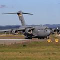 Photos: C-17A 5152 HH ふたたび飛来 2