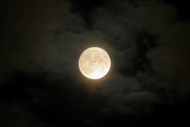 月にむら雲