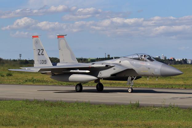 F-15C 67FS ZZ 82-019