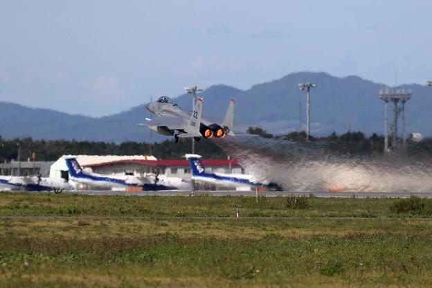 F-15C 67FS ZZ 82-019 takeoff