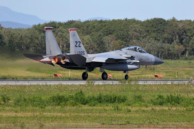 F-15C 67FS ZZ 83-025 takeoff