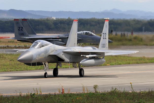 F-15C 67FS ZZ 85-103