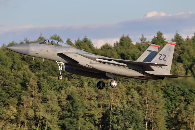 F-15C 67FS ZZ 85-104