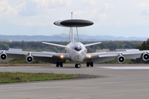 E-3B 75-0560 ZZ 嘉手納から展開