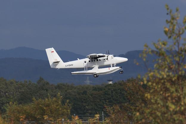 Viking DHC-6-400 C-FDHV ferry