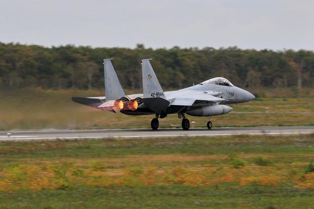 F-15J 944 201sq takeoff