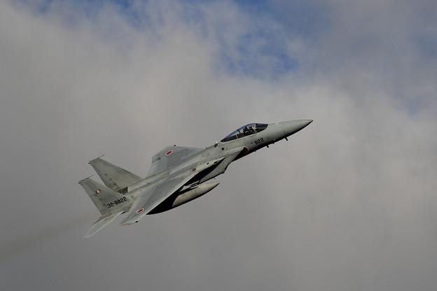 F-15J 8822 203sq takeoff