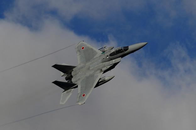 F-15J 8853 203sq takeoff