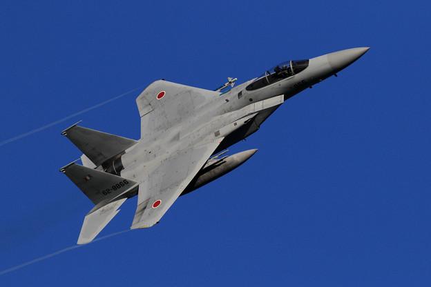 F-15J 8866 203sq takeoff