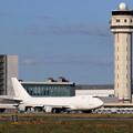 Boeing747F N407KZ Atlas Air 飛来