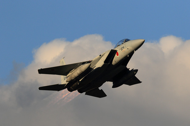 F-15DJ 074 201sq High Rate takeoff 1