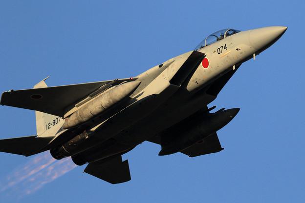 F-15DJ 074 201sq High Rate takeoff 2