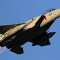F-15DJ 8074 201sq High Rate takeoff 2