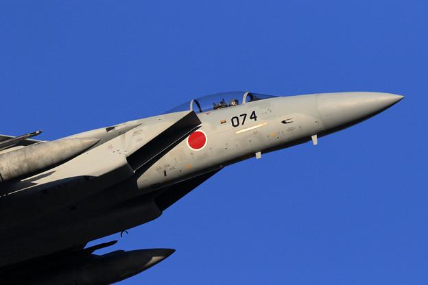 F-15DJ 8074 201sq High Rate takeoff 3